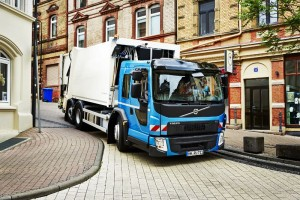 Volvo FE LEC (Low Entry Cab)