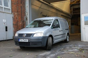 Testy mojeauto.pl: Volkswagen Caddy Maxi