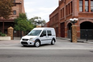 Ford Transit Connect 2010 (USA)