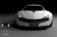 Mean Metal Motors M - supercar z Indii