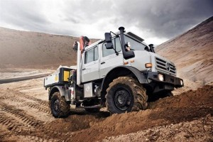 Off-road Vehicle of the Year 2012