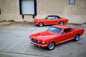 Ford Mustang '64 Revology Cars