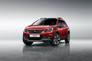 Peugeot 2008 facelifting (2016)