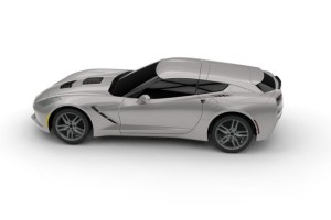 Chevrolet Corvette Shooting Brake - w sam raz na zakupy