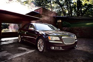 Chrysler 300 w wersji Luxury Series