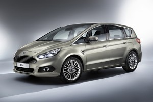 Nowy Ford S-Max