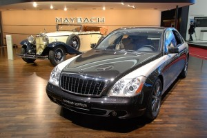Genewa 2009: Maybach Zeppelin