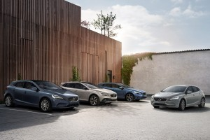Volvo V40 2016 face-lifting