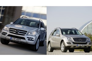 Mercedes Klasa GL i ML - BlueTEC