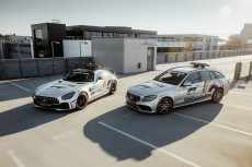 Mercedes-AMG GT jako safety car Formuły 1