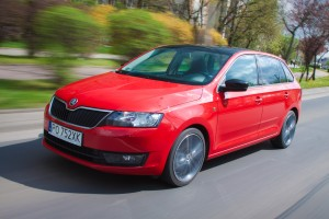 Testy mojeauto.pl: Skoda Rapid Spaceback