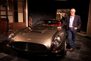 'Nowa' brytyjska legenda David Brown Speedback