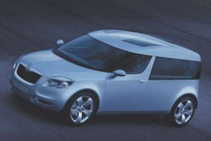 Skoda Roomster Concept Car