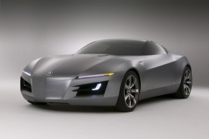 Acura Advanced Sports Car Concept  2007