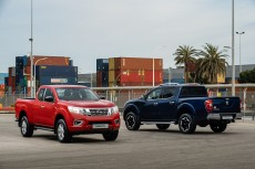 Nissan Navara po face liftingu