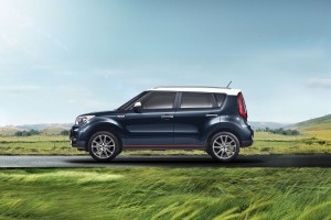 Kia Soul po liftingu