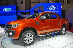 Genewa 2011: Ford Ranger Wildtrak