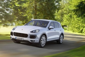 Face-lifting Porsche Cayenne 2015