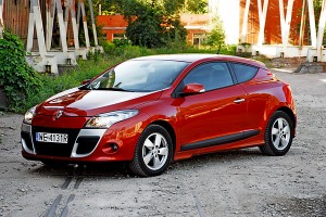 Testy mojeauto.pl: Renault Megane Coupe