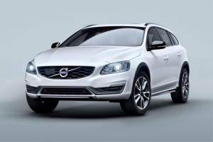 Volvo prezentuje model V60 Cross Country