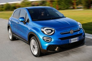 Fiat 500X po face liftingu