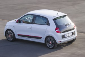Renault Twingo - test video