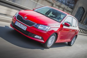 Skoda Fabia 1,0 MPI Ambition - test wideo