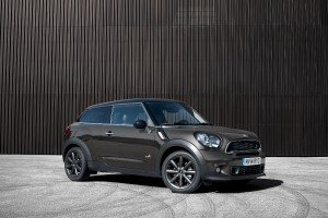 MINI Paceman S facelifting