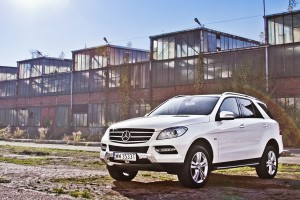 Testy mojeauto.pl: Mercedes ML250
