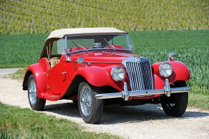 MG TF Roadster