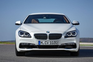 BMW Serii 6 Gran Coupe  facelifting