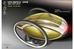Maybach DRS Concept Design