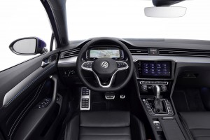 Volkswagen Passat z usługami We Connect