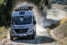 Fiat Ducato 4x4 Expedition: Dla