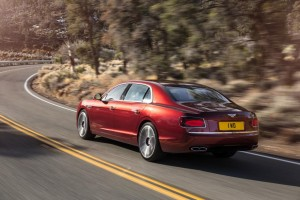 Bentley Flying Spur V8 S 2016