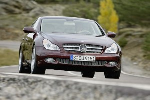 Mercedes CLS Facelifting