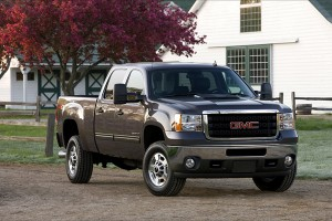 GMC Sierra HD 2011