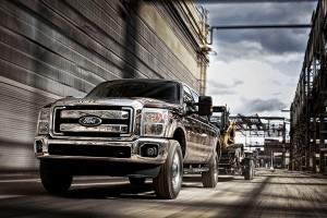 Ford Seria F Super Duty 2011