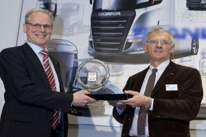 International Truck of the Year 2010 dla Scanii R