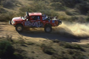 Ford F-150 EcoBoost Race Truck