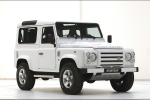 Land Rover Defender 90 Yachting Edition Startech