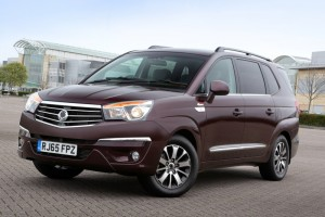 Ssangyong Turismo 2016