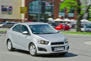 Testy mojeauto.pl: Chevrolet Aveo sedan