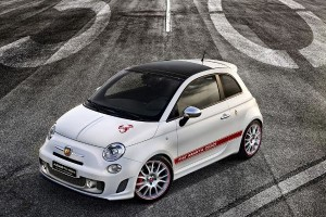 Abarth 595 '50th Anniversary'