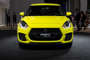 Suzuki Swift Sport - ostry i lekki hot-hatch z Japonii