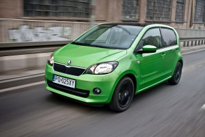 Skoda Citigo: A to psikus