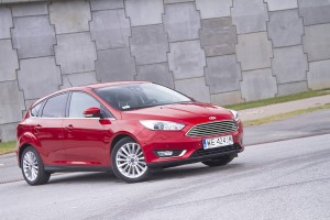 Testy mojeauto.pl: Ford Focus
