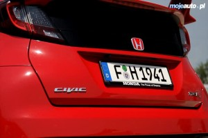 Premiera: Honda Civic Type R
