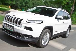 Jeep Cherokee Limited 2.0 AWD: I am a real American!