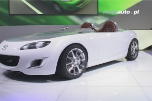 IAA Frankfurt 2009: Mazda MX-5 Superlight Concept